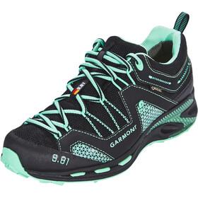 Garmont 9.81 Trail Pro III GTX Shoes Damen black/light green